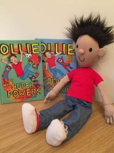 So Who is Ollie and His Super Powers?