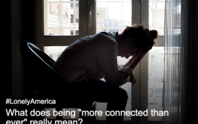 We are more connected than ever – but are we really?
